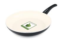 "Green+Life 12""/ 30cm Healthy Ceramic Non-Stick Fry Pan"