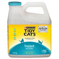 Purina® Tidy Cats® Instant Action™ Clumping Cat Litter for Multiple Cats 6.35KG