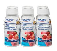 Equate Strawberry Regular Meal Replacement