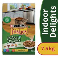 Purina(MD) Friskies(MD) Regal pour Chats d'Interieur(MC) Nourriture pour Chats Sac de 1,4 kg 7.5KG