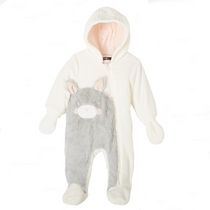 George baby Hooded Pram Suit for Newborn Babies 0-3 months