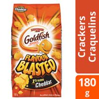 Pepperidge Farm Flavour Blasted Xtreme Cheddar Goldfish Crackers