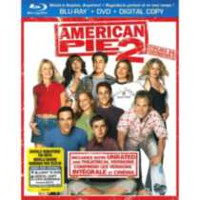 American Pie 2 (Rated/Unrated) (Blu-ray + DVD + Digital Copy)