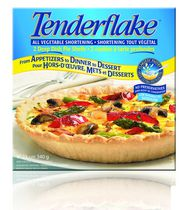 Tenderflake All Vegetable 2 Deep Dish Pie Shell Flakiest Pastry