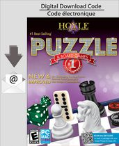PC/MAC Hoyle Puzzle Board Games 2012