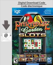 PC/MAC IGT Slots Paradise Garden