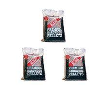 3 sacs de granules de bois de haute qualité Competition Blend de Camp Chef (20lb par sac)