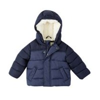 George baby Boys' Puffer Jacket 6-12 months