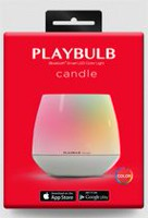 MiPow PlayBulb Candle Blanc