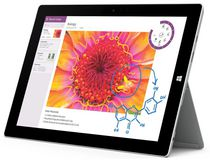 "Microsoft  Surface 3 10.8"" Tablet 128GB, Windows 10"