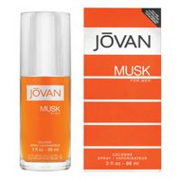 Jovan Musk Spray Cologne for Men 88.7 mL