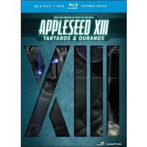 Appleseed XIII: Tartaros & Ouranos (Blu-ray + DVD)