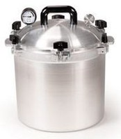 All American Pressure Canner 925 - (25 Quart)