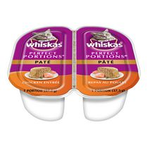 Whiskas Perfect Portions Cat Food Chicken