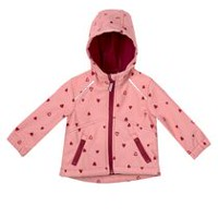Athletic Works Toddler Girls' Hooded Jacket Pink 4T