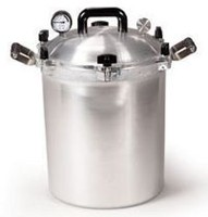 All American Pressure Canner 930 - (30 Quart)