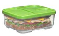 Contenants pour Sandwich LunchBlox de Rubbermaid