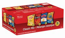 Frito Lay Multipack Classic Mix Variety Pack Snacks