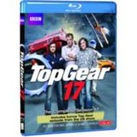 Top Gear: The Complete Season 17 (3 Discs) (Blu-ray)