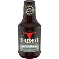 Sauce barbecue Old West Hickory de Bull's Eye