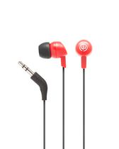 Wicked Audio Brawl In-Ear Headphones Red