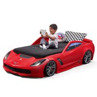 Step2 Corvette Z06 Toddler-to-Twin Bed