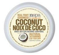 nspa Real Fruit Goodness Coconut Body Butter