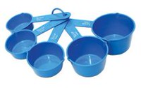 Pillsbury Measuring Cups, Set of 5