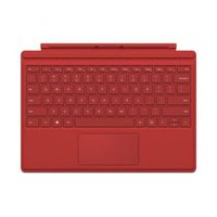 Microsoft Surface Pro 4 Type Cover, English, Red