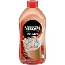 Nescafé Ice Java Cappuccino Ice Coffee Syrup