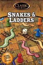 The Canadian Group Snakes and Ladders Board game