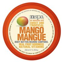 nspa Real Fruit Goodness Mango Body Butter