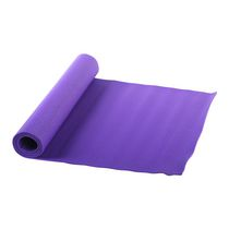 Sunny Health & Fitness Purple Yoga Mat