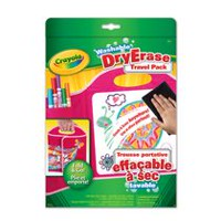 Dry Erase - Travel Pack