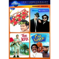 Spotlight Collection: Comedy Greats - Animal House / The Blues Brothers / The Jerk / Car Wash (Universal 100th Anniversary Edition)