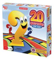 University Games 20 Questions For Kids Board Game - English Only