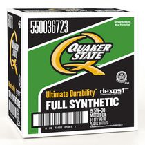 Quaker State Ultimate Durability Full Synthetic 5W30 Motor Oil