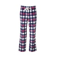 George Women's Plush Pyjama Pants Pink L