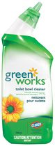 Green Works Nettoyant Naturel Cuvette