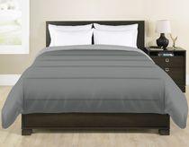 Grey Label Reversible Grey Comforter