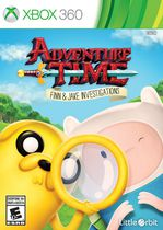 Adventure Time™: Finn and Jake Investigations Xbox 360