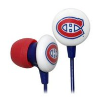 NHL Slap Shot Canadiens Earphones