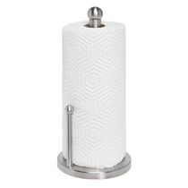 Honey-Can-Do Satin Finish Paper Towel Holder