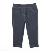 George baby Girls' Stretch Jegging Blue 12-18 months