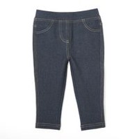 George baby Girls' Stretch Jegging Blue 6-12 months