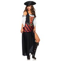 Wonderland Pretty Pirate Women's Sexy Halloween Costume Extra Large
