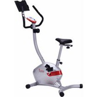 Sunny Health & Fitness SF-B2511H Magnetic Upright Bike with Tablet Holder