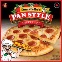 Donatello's Pan Style Crust Pepperoni Pizza