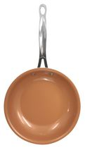 "Gotham Steel 10.25"" Ceramic and Titanium Non-stick Frying Pan"