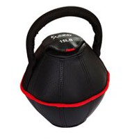 Sunny Health & Fitness 15LB Soft Kettle Bell